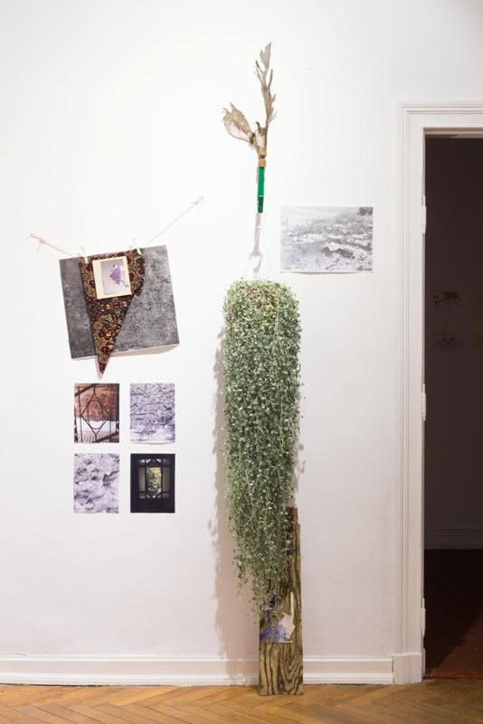 Mateusz Kula, Chororama, 2014, instalacja, obiekty różne. Fot. Tytus Szabelski