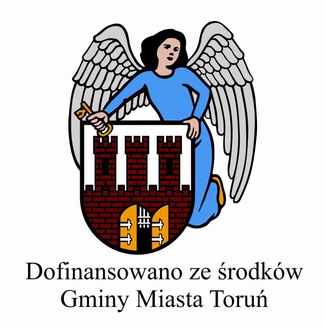 Dofinansowano ze środków Gminy Miasta Toruń