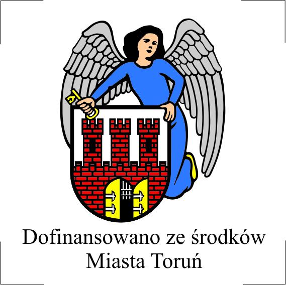 Dofinansowano ze środków Miasta Toruń_CMYK