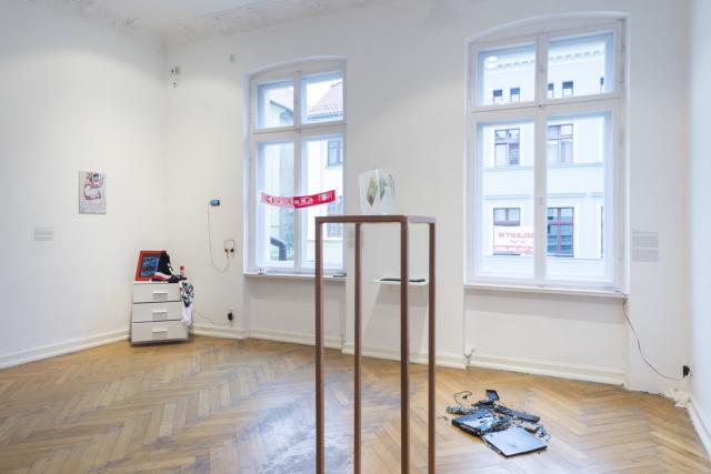 Widok ogólny wystawy. Fot. Tytus Szabelski