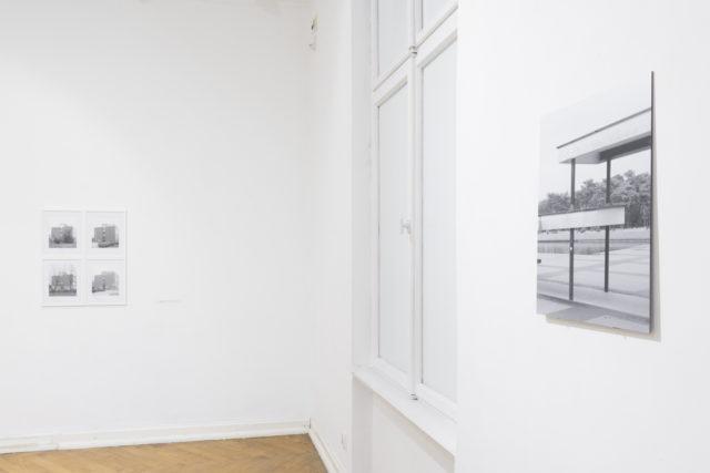 Widok wystawy | exhibition view. Fot. Tytus Szabelski
