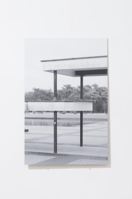 bez tytułu (pasaż) | untitled (passage) 2016, druk atramentowy, dibond | inkjet print, dibond, 50x33 cm