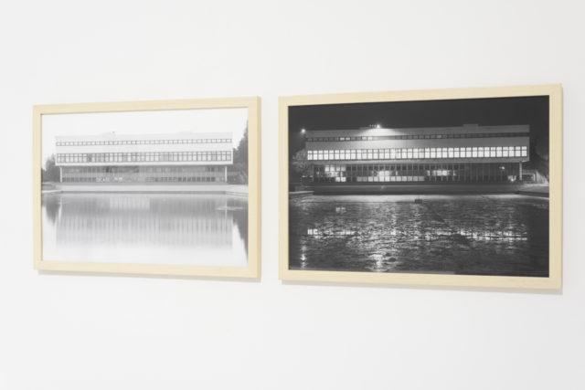 bez tytułu (biblioteka) | untitled (library) 2016, wydruki atramentowe na papierze archiwalnym | archival inkjet prints, 50x33 cm